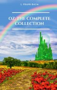 eBook: Oz. The Complete Collection