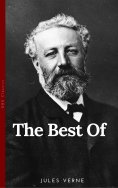 ebook: The Best of Jules Verne, The Father of Science Fiction: Twenty Thousand Leagues Under the Sea, Aroun