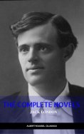 eBook: Jack London: The Complete Novels (Manor Books) (The Greatest Writers of All Time)