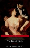 eBook: The Forsyte Saga complete collection