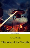 eBook: The War of the Worlds (Best Navigation, Active TOC) (A to Z Classics)