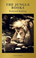 ebook: The Jungle Books (Active TOC, Free Audiobook) (A to Z Classics)