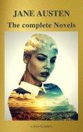 eBook: Jane Austen: The Complete Novels ( A to Z Classics)