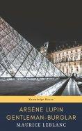 eBook: Arsène Lupin, gentleman-burglar (Movie Tie-in)