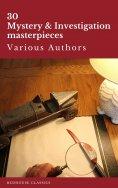 eBook: Mystery & Investigation Anthology