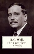 eBook: The Complete Novels of H. G. Wells