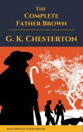 eBook: Father Brown (Complete Collection): 53 Murder Mysteries