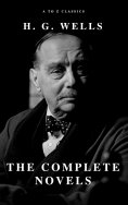 eBook: H. G. Wells: The Complete Novels