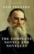 eBook: Leo Tolstoy: The Complete Novels and Novellas (Active TOC) (A to Z Classics)