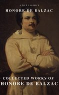 eBook: Collected Works of Honore de Balzac with the Complete Human Comedy