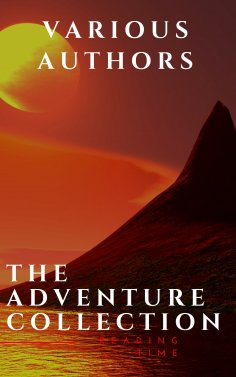 eBook: The Adventure Collection: Treasure Island, The Jungle Book, Gulliver's Travels...