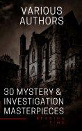 eBook: 30 Mystery & Investigation masterpieces