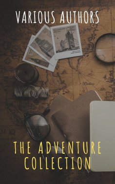 eBook: The Adventure Collection: Treasure Island, The Jungle Book, Gulliver's Travels, White Fang...