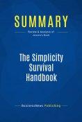 eBook: Summary: The Simplicity Survival Handbook