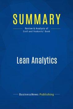 eBook: Summary: Lean Analytics
