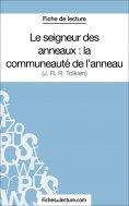 eBook: Le seigneur des anneaux : la communeauté de l'anneau