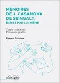 eBook: Mémoires de J. Casanova de Seingalt, écrits par lui-même