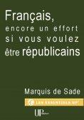 eBook: Français, encore un effort si vous voulez être républicains