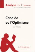 eBook: Candide ou l'Optimisme de Voltaire (Analyse de l'oeuvre)