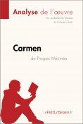 eBook: Carmen de Prosper Mérimée (Analyse de l'œuvre)