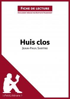 eBook: Huis clos de Jean-Paul Sartre (Fiche de lecture)