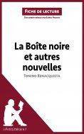 ebook: La Boîte noire et autres nouvelles de Tonino Benacquista (Fiche de lecture)
