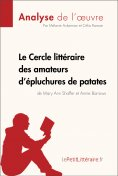 eBook: Le Cercle littéraire des amateurs d'épluchures de patates de Mary Ann Shaffer et Annie Barrows (Anal