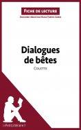 ebook: Dialogues de bêtes de Colette (Fiche de lecture)