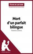 eBook: Mort d'un parfait bilingue de Thomas Gunzig (Fiche de lecture)