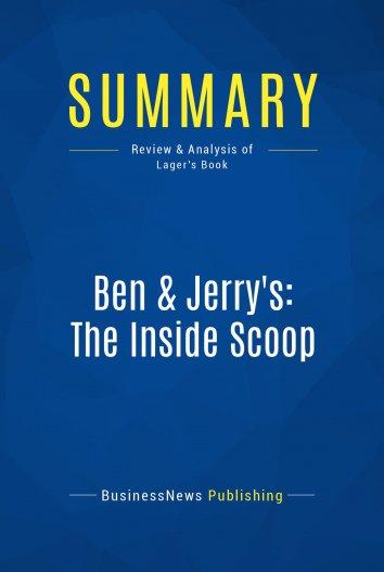 executive summary ben and jerry
