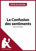 ebook: La Confusion des sentiments de Stefan Zweig (Fiche de lecture)