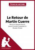 eBook: Le Retour de Martin Guerre de Natalie Zemon Davis, Jean-Claude Carrière et Daniel Vigne (Fiche de le