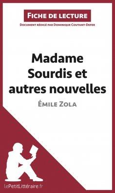 eBook: Madame Sourdis et autres nouvelles de Émile Zola (Fiche de lecture)