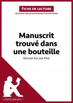 eBook: Manuscrit trouvé dans une bouteille d'Edgar Allan Poe