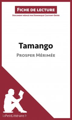 ebook: Tamango de Prosper Mérimée (Fiche de lecture)