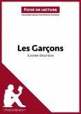 ebook: Les Garçons de Xavier Deutsch (Fiche de lecture)