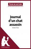 ebook: Journal d'un chat assassin de Anne Fine (Fiche de lecture)
