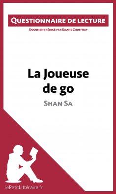 ebook: La Joueuse de go de Shan Sa (Questionnaire de lecture)