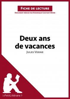 ebook: Deux ans de vacances de Jules Verne (Fiche de lecture)