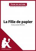 ebook: La Fille de papier de Guillaume Musso (Fiche de lecture)