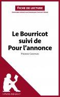 eBook: Le Bourricot suivi de Pour l'annonce de Pierre Gripari (Fiche de lecture)