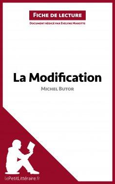 ebook: La Modification de Michel Butor (Fiche de lecture)