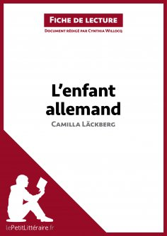 ebook: L'Enfant allemand de Camilla Läckberg (Fiche de lecture)