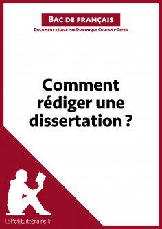 eBook: Comment rédiger une dissertation? (Fiche de cours)