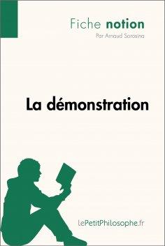eBook: La démonstration (Fiche notion)