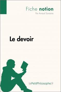 eBook: Le devoir (Fiche notion)