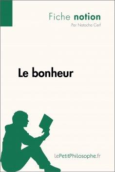 eBook: Le bonheur (Fiche notion)