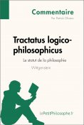 eBook: Tractatus logico-philosophicus de Wittgenstein - Le statut de la philosophie (Commentaire)