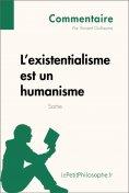 ebook: L'existentialisme est un humanisme de Sartre (Commentaire)