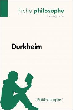 eBook: Durkheim (Fiche philosophe)